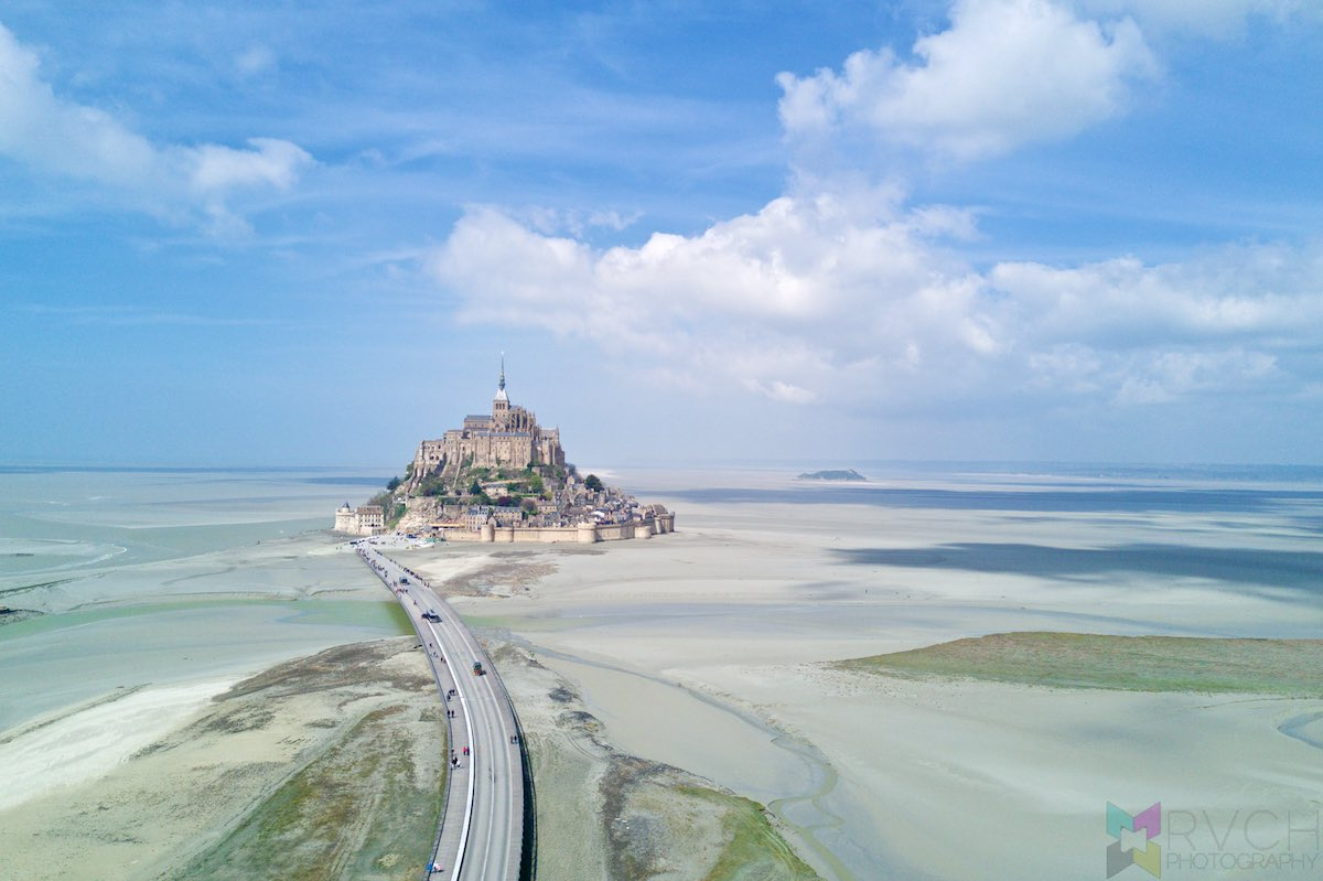Euro Road Trip – Day 4 – Mont St. Michel and Saint Malo