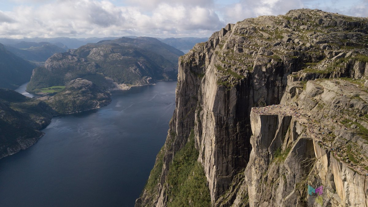 Euro Road Trip – Southern Fjords