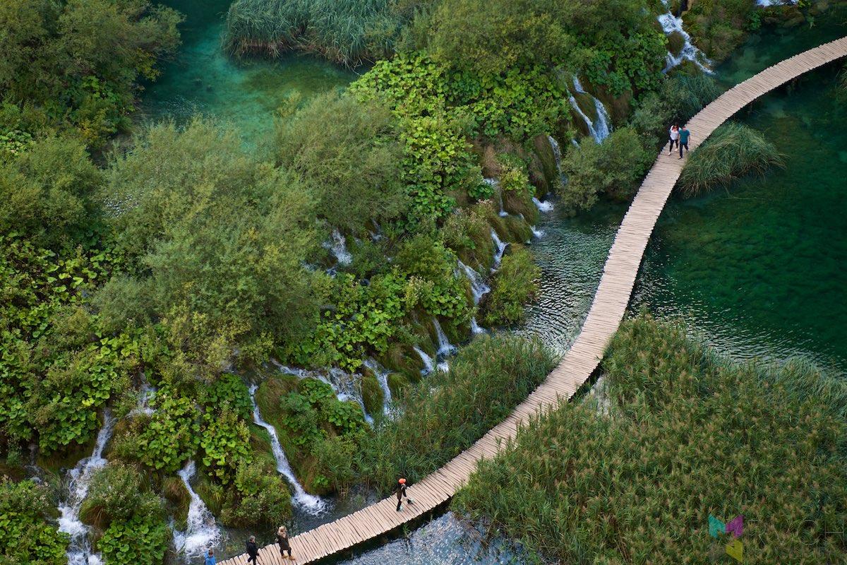 Euro Road Trip – Plitvice Lakes