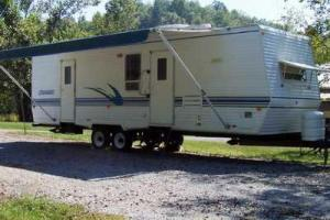 Recreational Vehicles Travel Trailers 2001 Forest River