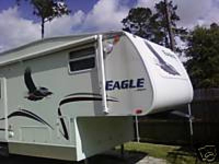 Recreational Vehicles Fifth Wheel Trailers 2004 Jayco Eagle Located In Lake Charles Louisiana