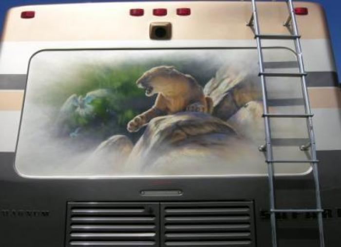 Recreational Vehicles Diesel Pusher Motorhomes 2000 Safari