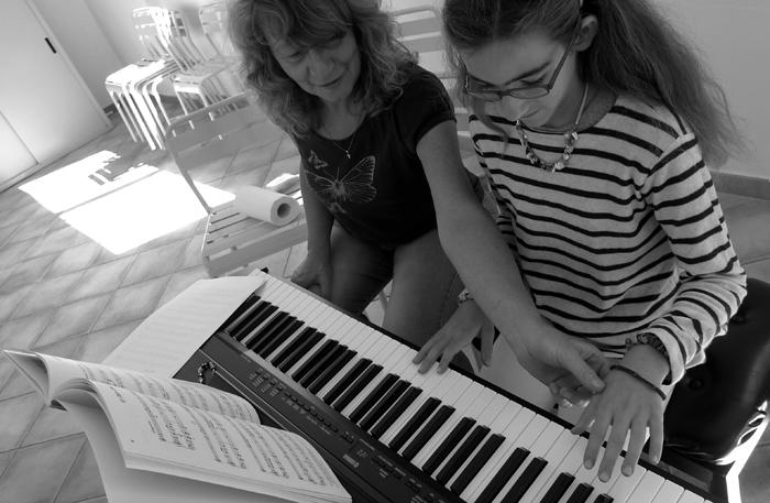 Musica e incisione laboratorio 2014, Italia.Tav. 13