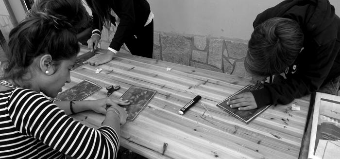Musica e incisione laboratorio 2014, Italia.Tav. 26