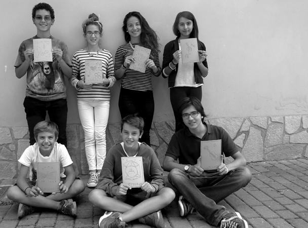 Musica e incisione laboratorio 2014, Italia.Tav. 32