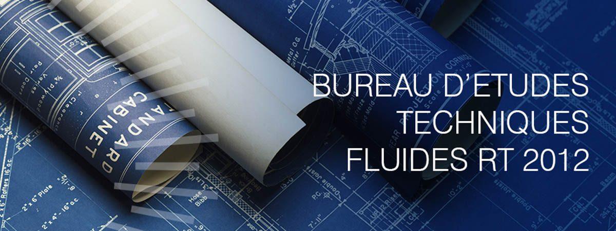 bureau d etudes fluides rt 2012