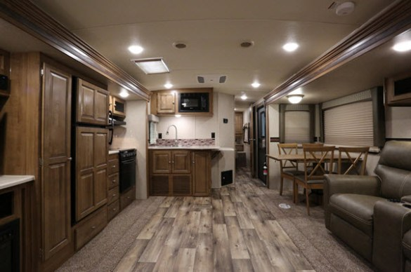 The Top 5 Best Front Kitchen Travel Trailers   RVingPlanet Blog front kitchen travel trailers front kitchen travel trailer