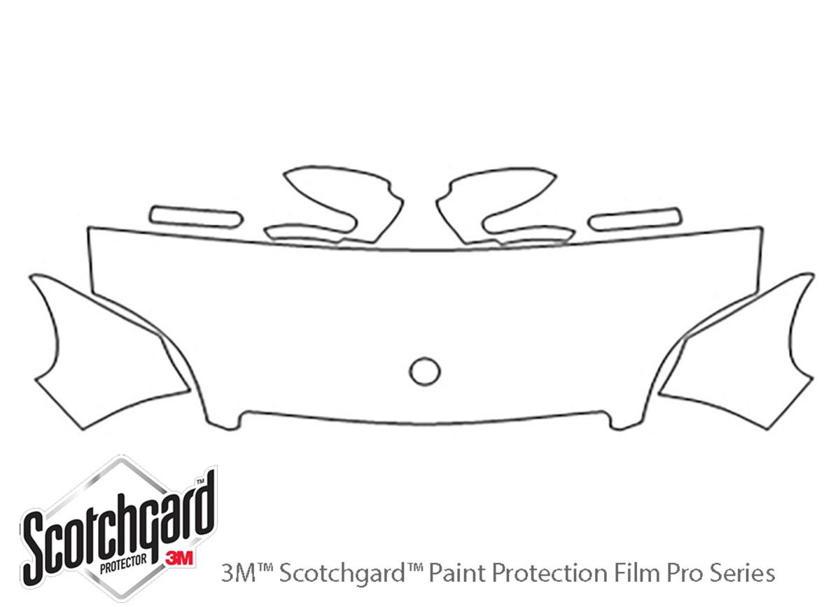 Mercedes Slk Class Paint Protection Kits