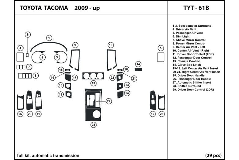 TYT 61B?resize\\\=665%2C445\\\&ssl\\\=1 2014 toyota camry audio wiring diagrams toyota camry audio system multiple speaker wiring diagram at panicattacktreatment.co