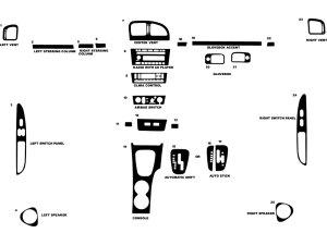 2005 Ford Thunderbird Dash Kits | Custom 2005 Ford