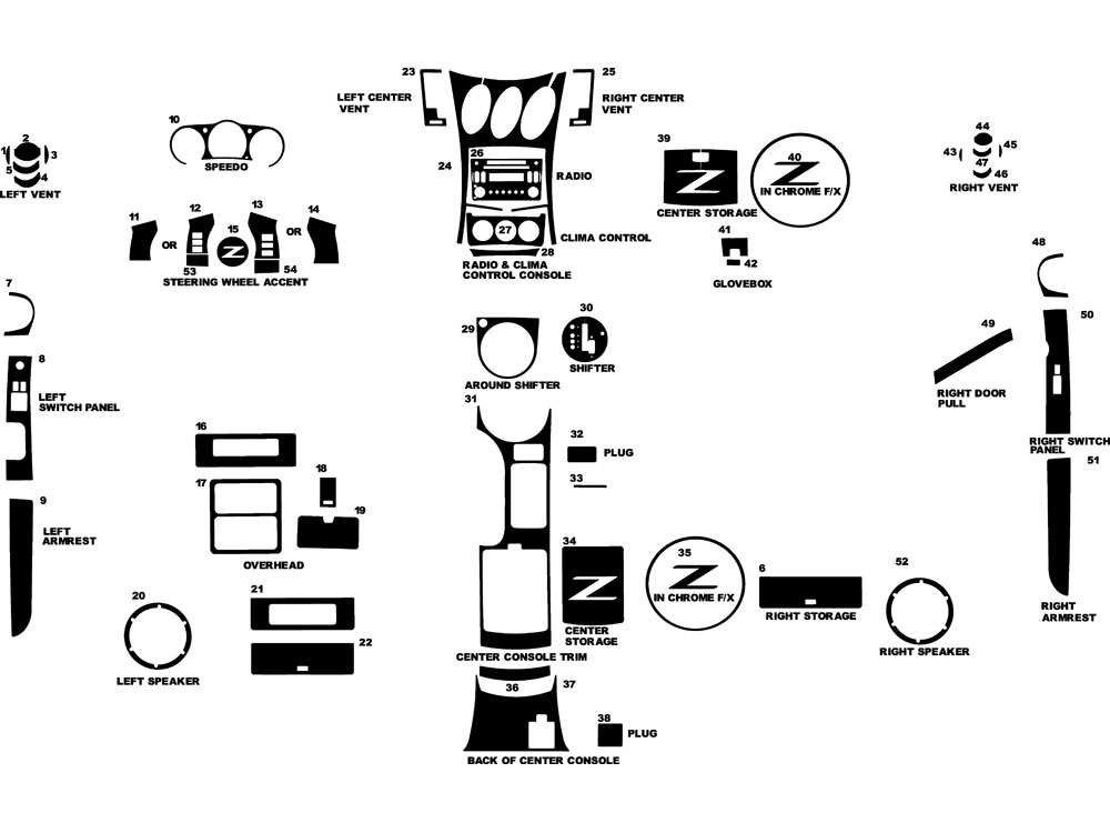 nissan 370z fuse box diagram
