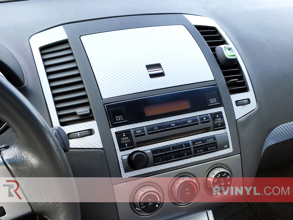 Nissan Altima Interior Accessories