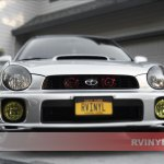 Rtint Subaru Wrx 2002 2003 Headlight Tint Film