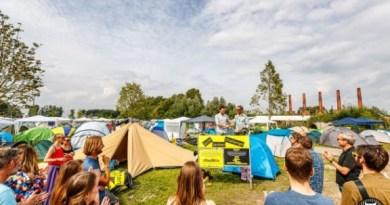 Eerste ArchiTent steelt show op Lowlands