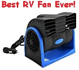best rv truck camper 12v 12 volt fan blower cage