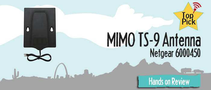 Mimo Motorhome Internet Options: Product Overview: 4G LTE TS-9 MIMO Antenna By Urant