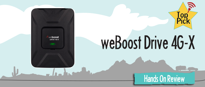 Review Weboost Drive 4g X Vehicle Otr Rv And Fleet