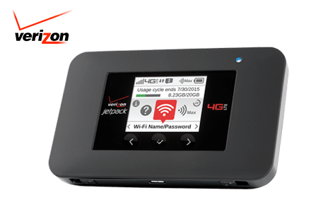The AC791L is the latest and most technically advanced hotspot available from Verizon.