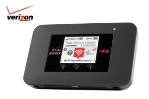 The AC791L is over a year old, but it remains the most technically advanced hotspot available from Verizon.