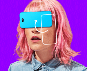 "Verizon's Go90 video service wants you to plug the ""awesome"" directly into your ""eyeholes"". Be careful."