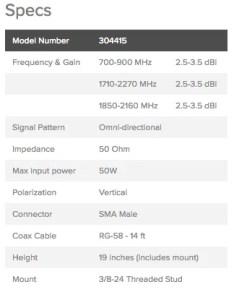 weboost-4G-Trucker-Specs