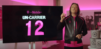 """John Legere today announced the end of """"data buckets"""" with the new T-Mobile One plan."""