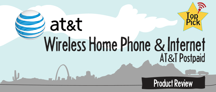 Review Wireless Home Phone Internet On A Homebase By At