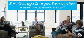"Expect ""zero worries"" to become central to AT&T's advertising."