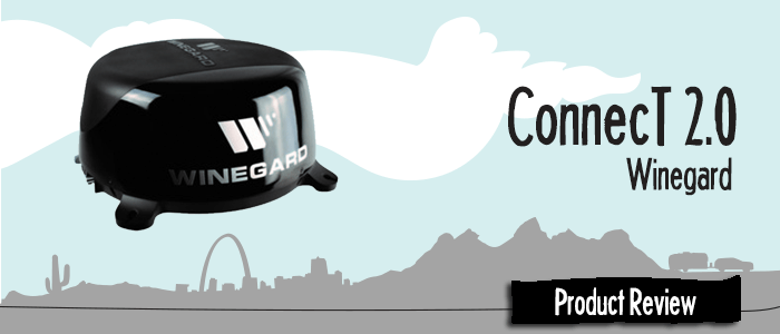 Review Connect 2 0 By Winegard Mobile Router Wi Fi