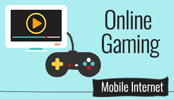 Online Gaming over Mobile Internet