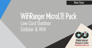 WiFiRanger Announces Low-Cost MicroLTE Pack: Roof-Mounted Cellular & Wi-Fi 1