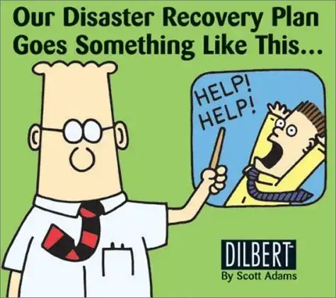 Disaster Recovery and Lessons Learned, or What Are Your Options if You've Truly Killed Your Content?