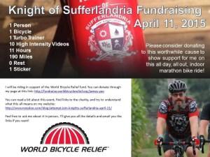 KoS Fundraising Flyer