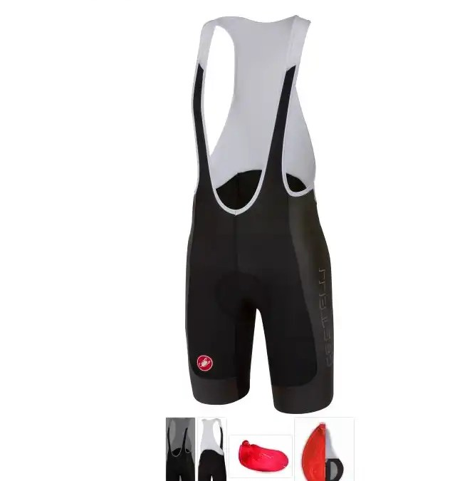 FGOB – Bibs that Definitely DO NOT Fit: Castelli Evoluzione