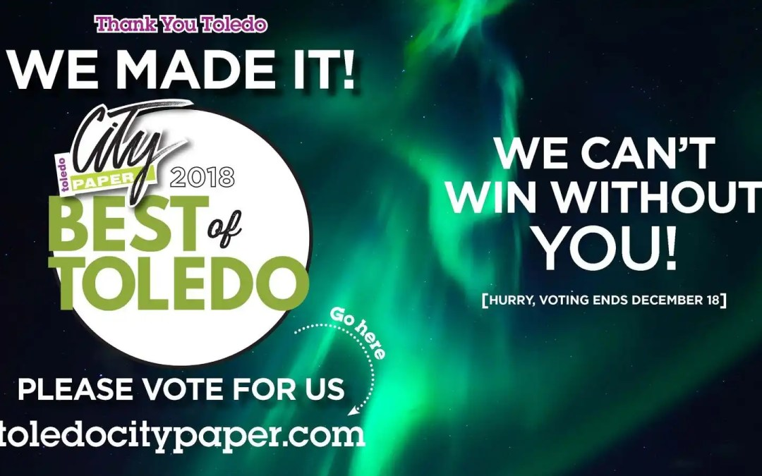 Vote Angela Yeo as Best Personal Trainer for Best of Toledo 2018