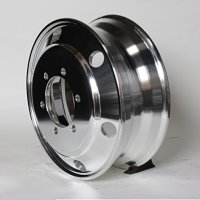 "Zxly A196004 Wheel with Polished Finish (19.5x6""/6x8.07mm, +135mm offset)"
