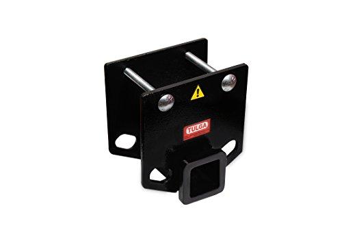 X-Haibei Trailer Hitch Ball Mount Drop Standard Class III Starter Kit with 5000 LB 2 Inch Trailer Ball Hitch Pin fit 2 inch Receiver