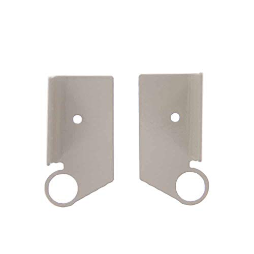 2PCs RV Conversion Accessories RV Door Window Stoppers, Car Door Buckle Door Hooks RV Baggage Door Catch