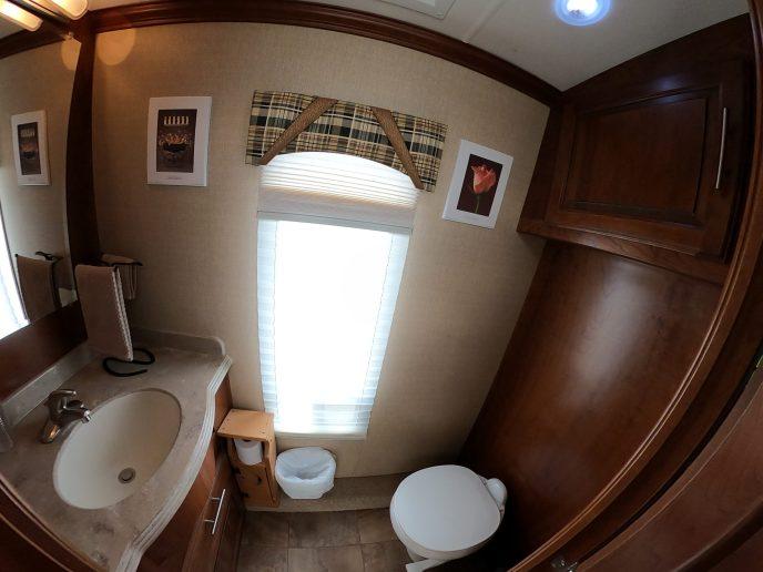 Restroom Rental Trailer