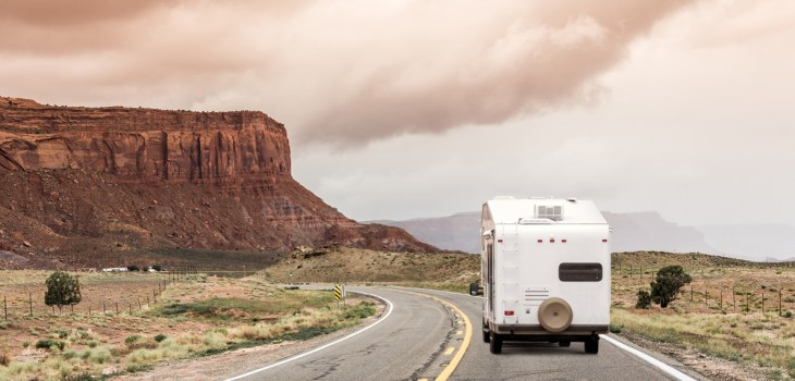how much to rent an RV