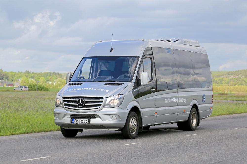 Rent a Mercedes Sprinter RV for a Luxury Adventure ...