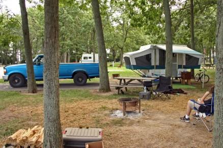 tent trailer rentals