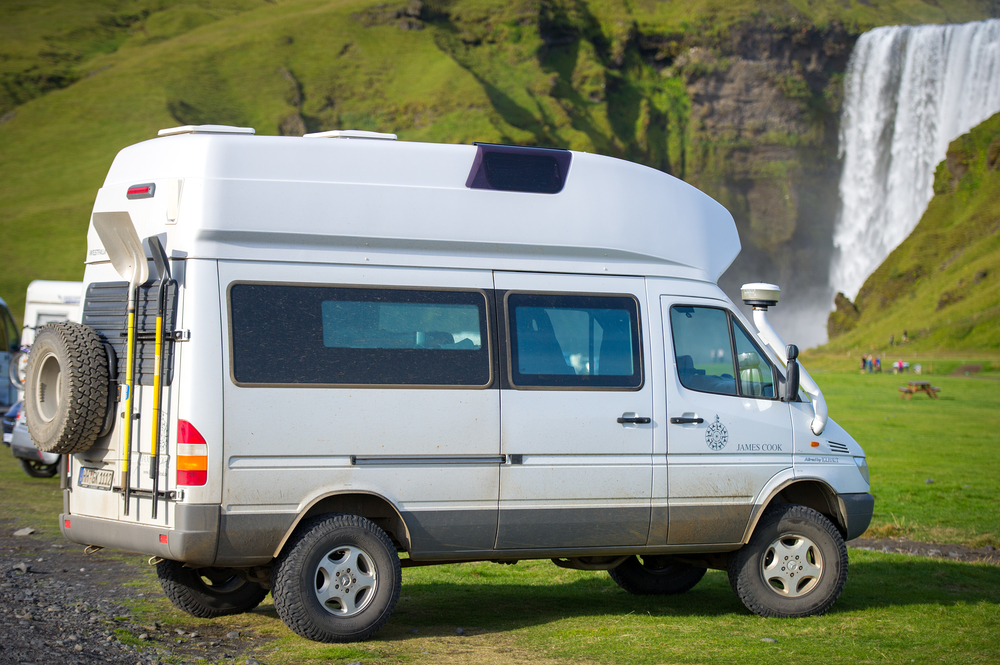 Consider A Conversion Van Rental