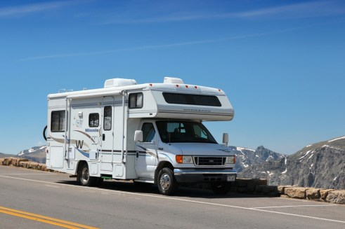 Winnebago hire USA
