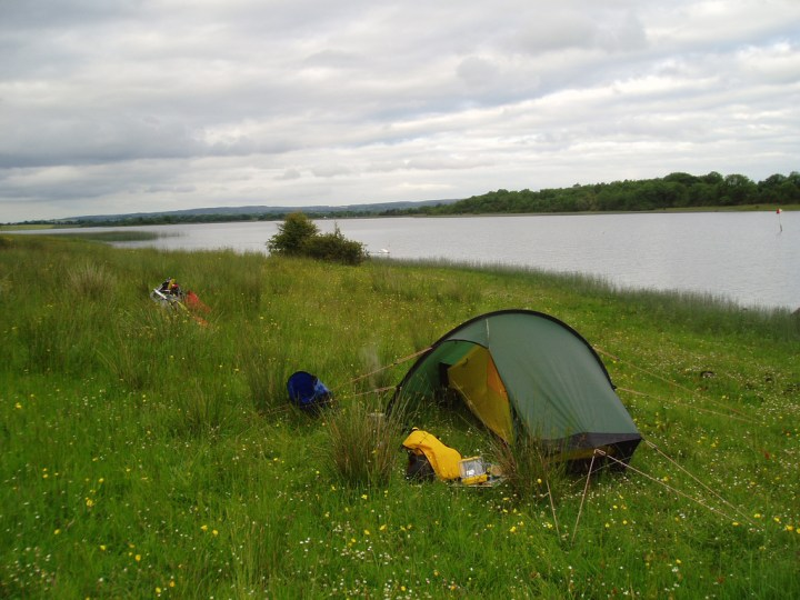 Top 5 Camping Spots in the UK