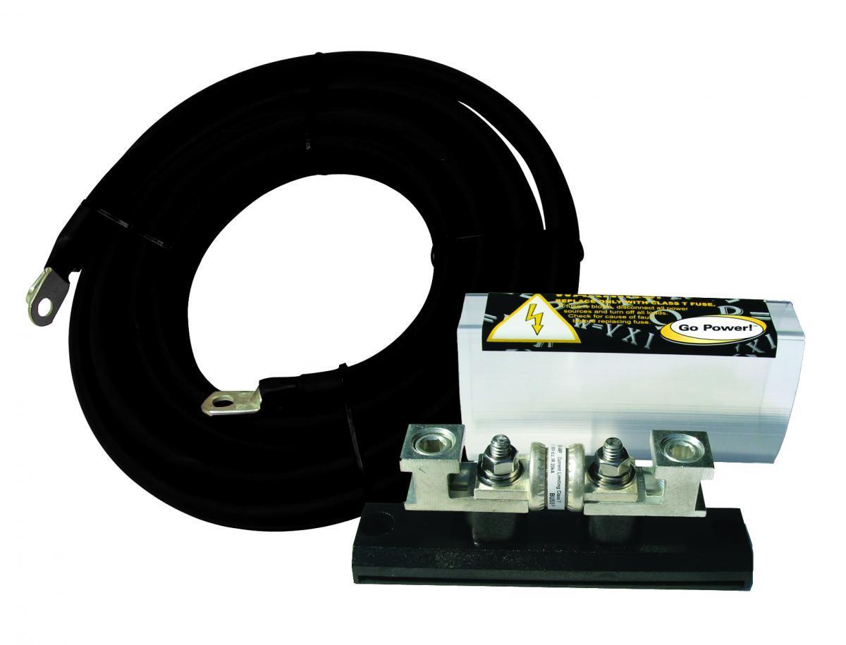 Inverter Install Kit 5, 2600-3000 WATT / 24V 4100-6000 WATT