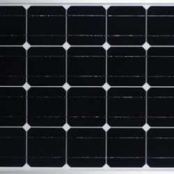 Go Power 100 Watt Solar Panel (GP-PV-100M)