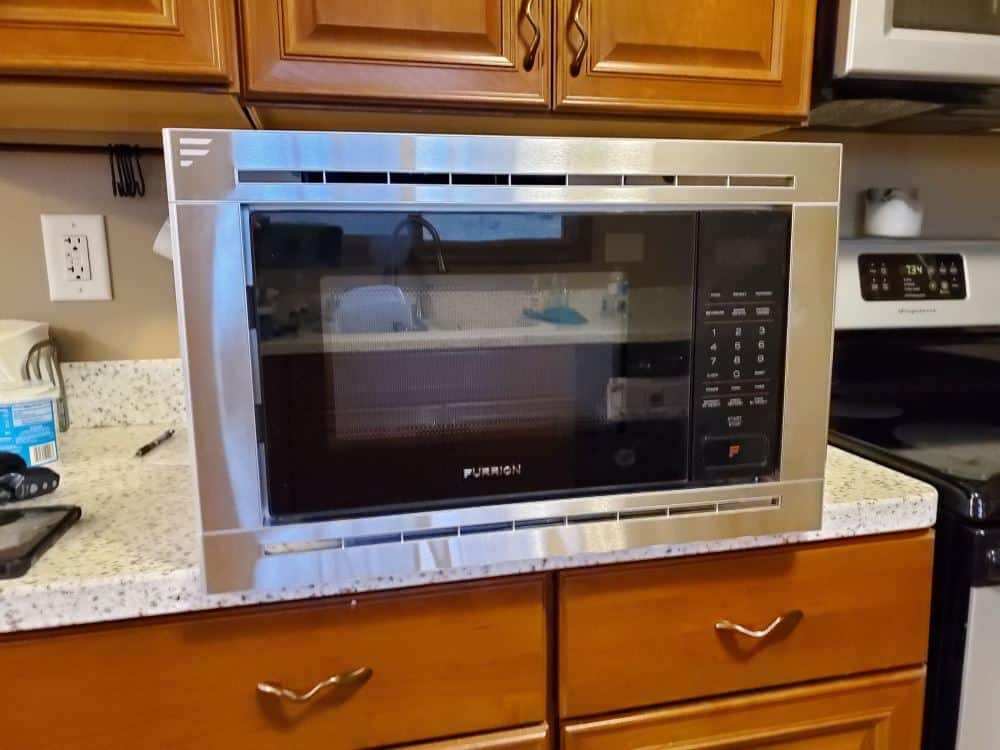 best rv microwave convection ovens