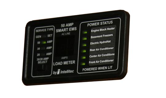 Intellitec Remote Display
