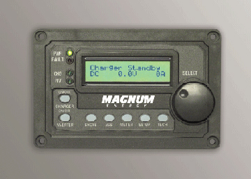 Magnum Inverter Remote Display
